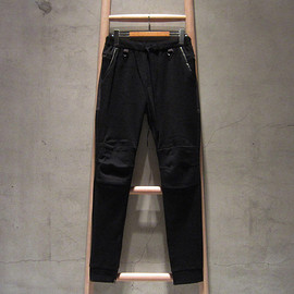 SUNSEA - Micro Thermal Knit flea Market Pants