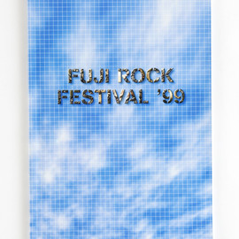 FUJI ROCK FESTIVAL '99 Official Pamphlet