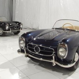 Harrington Group - Children's Cars Mercedes Benz 300SL
