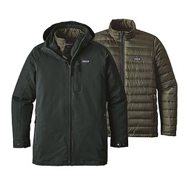 patagonia - M's Tres 3-in-1 Parka Carbon(CAN)