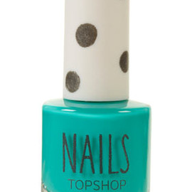 TOPSHOP - Nails in Green Room