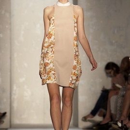 SUNO - dress SS2012