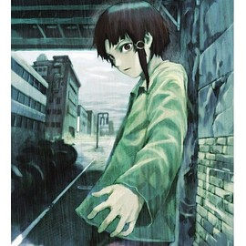 serial experiments lain Blu-ray BOX|RESTORE