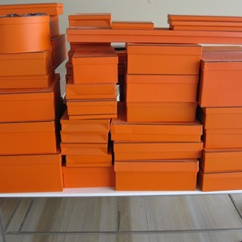 Hermes - Hermes Box Collection (for putting all our stuff in order)