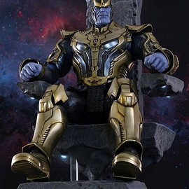 Hot toys - Guardians of the Galaxy - Thanos 1/6th scale Collectible Figure