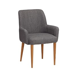 IDEE - Lievre Arm chair Gray