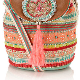 Accessorize - Malibu Pouch Across Body Bag
