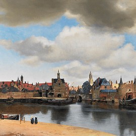 Vermeer - View of Delft