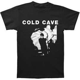 Cold Cave - Face T-shirt