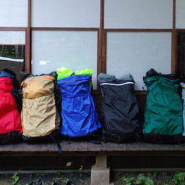 山と道 U.L.FramePack ONE - backpack