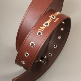 Vivienne Westwood - Alex Classic Belt in Brown