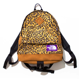 THE NORTH FACE PURPLE LABEL - 2013S/S Medium Day Pack (LEOPARD)