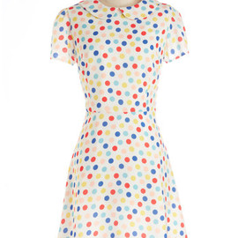 ModCloth - Chipper and Cheery Dress