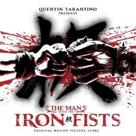RZA - Man With the Iron Fists Score