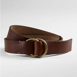 L.L.Bean Signature - Handsewn O-Ring Belt