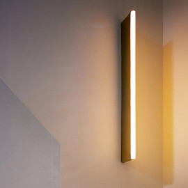 michael anastassiades - tube wall light