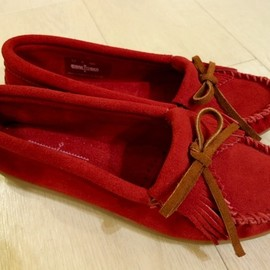 Gap×MINNETONKA - RED