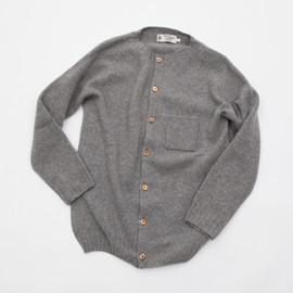 NOR'EASTERLY - Crew-Neck Sweater With Pocket