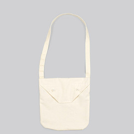 ENGINEERED GARMENTS - Shoulder Pouch-Cotton Ripstop-Natural