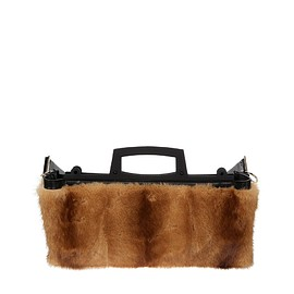 GIVENCHY - Resort2015 Mink fur bag