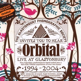 Orbital - Live at Glastonbury 1994-2004