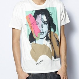 ANDY WARHOL BY HYSTERIC GLAMOUR - MICK JAGGER pt T-SH