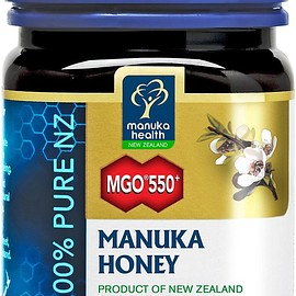 Manuka Health - MGO™ 550+ Manuka Honey