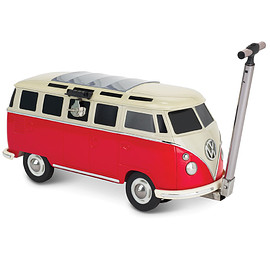 Hammacher Schlemmer - The VolksWagen Panel Van Cooler