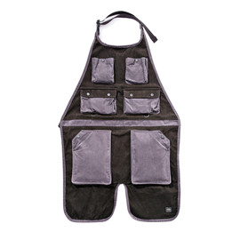 White Mountaineering&Porter - CORDUROY LUGGAGE APRON