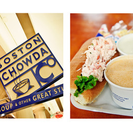 Boston Chowda - New England Clam Chowder & Lobster Roll