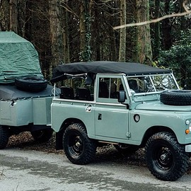 LandRover - Series 3