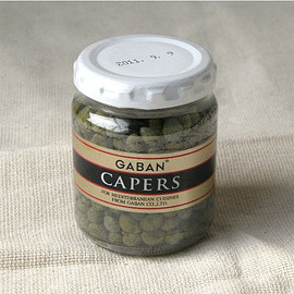 GABAN - Capers 70g ケッパー酢漬け