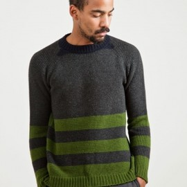 MARNI - Wool and Cashmere Sweater Dark Arthracite