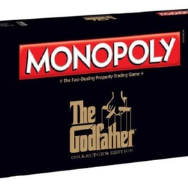 USAopoly - MONOPOLY : The Godfather Edition