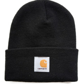 carhartt - Acylic Watch Hat (black)