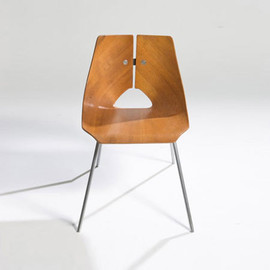 Ray Komai - Side chair, model no. 939