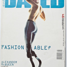 DAZED & CONFUSED - 46 / ALEXANDER McQUEEN GUEST EDITOR ISSUE