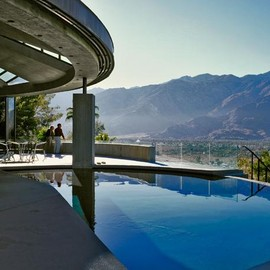 John Lautner - Mautner House, Palm Springs
