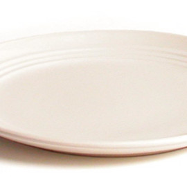 BAUER POTTERY - Platter (214PWHI)