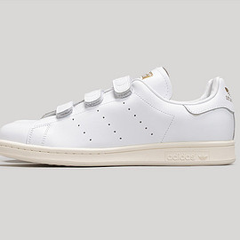 adidas Originals - Stan Smith CF TF-White×White