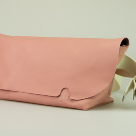 Uni&co. - MESSENGER BAG (M)/PINK