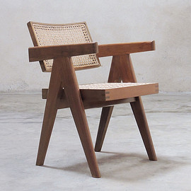 pierre jeanneret - V-leg Office Chair 1