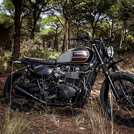 Triumph - Bonneville 2006 By Macco Motors