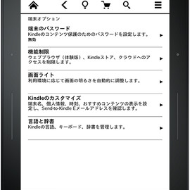 Amazon - Kindle Voyage