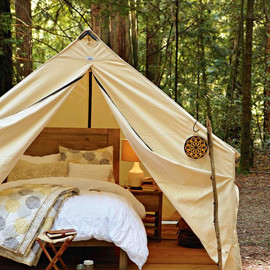 Eena - Eena Wall Tent by Beckel Canvas