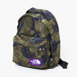 THE NORTH FACE PURPLE LABEL - THE NORTH FACE PURPLE LABEL Camo Luggage Collection