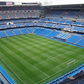 Madrid - Estadio Santiago Bernabéu