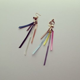 patterie - ribbon reeds pierce