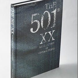 YUTAKA FUJIHARA - THE 501®XX A COLLECTION OF VINTAGE JEANS