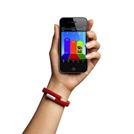 Jawbone - Up Fitness Band (Red)